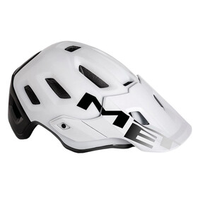 MET Roam Bike Helmet white/black